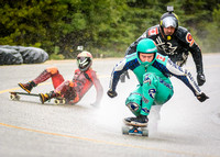 Apex Mountain Longboard Challenge