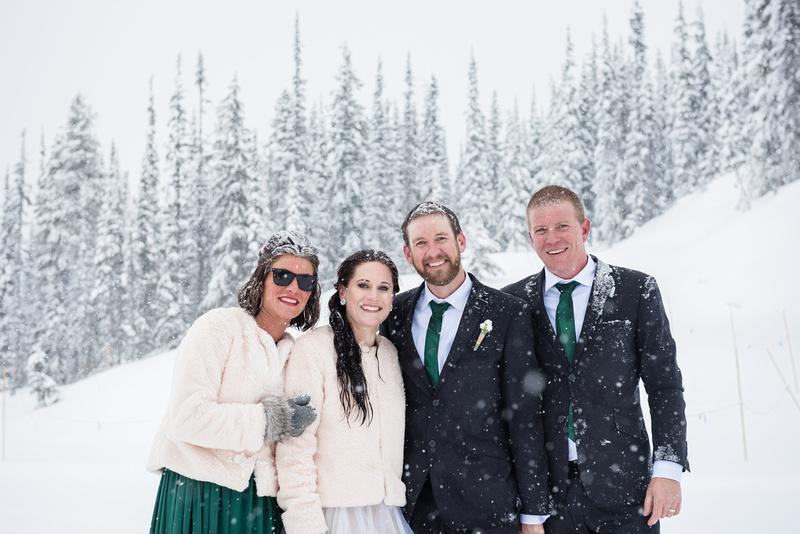 Tregoning Wedding - Revelstoke Mountain Resort