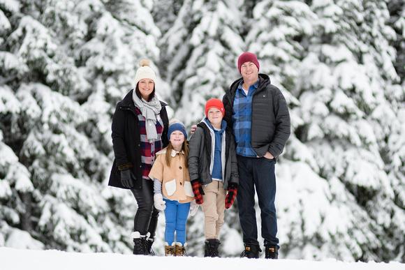 Barry Family Photos - Apex Mountain