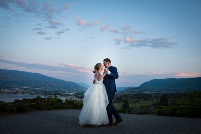 Penticton Wedding - Pine Hills Golf Club