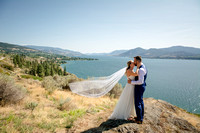 Samantha & Jeff - Wedding, Naramata