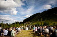 Emily & Chris Wedding - Apex Mountain