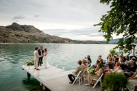 Mary & Eddie Wedding - Kalamalka Lake