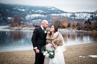 Kira & Tyler Wedding - Laurel Packing House, Kelowna