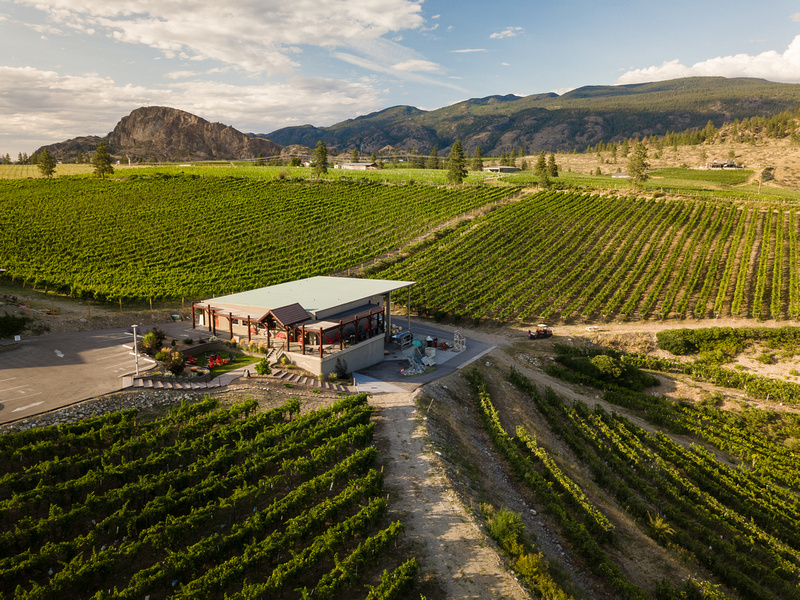 Real Estate Photography for Stags Hollow Winery